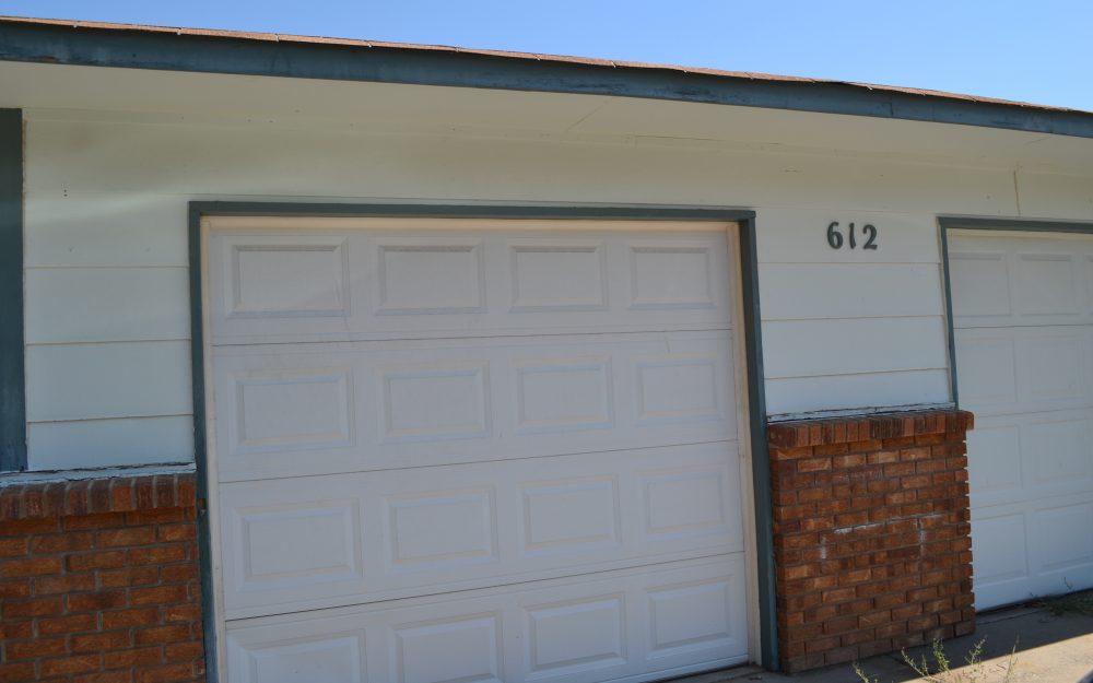 612 Jackson St #B – Duplex